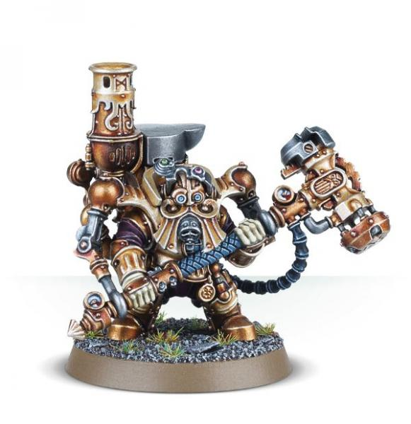 Age of Sigmar: KHARADRON OVERLORDS ENDRINMASTER