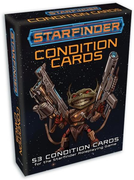 Starfinder RPG: Starfinder Condition Cards