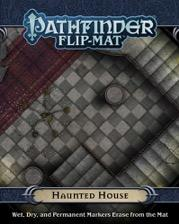 Pathfinder RPG: (Flip-Mat) Haunted House