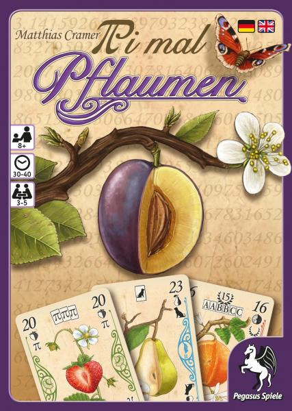 Plums (Boxed Card Game)