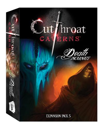 Cutthroat Caverns: Death Incarnate Expansion