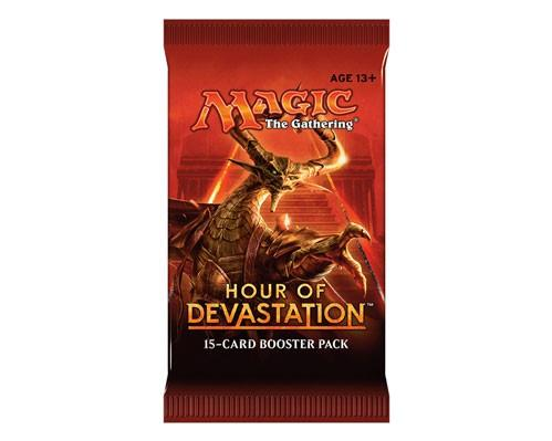 Magic the Gathering: Hour of Devastation Booster Pack (1)