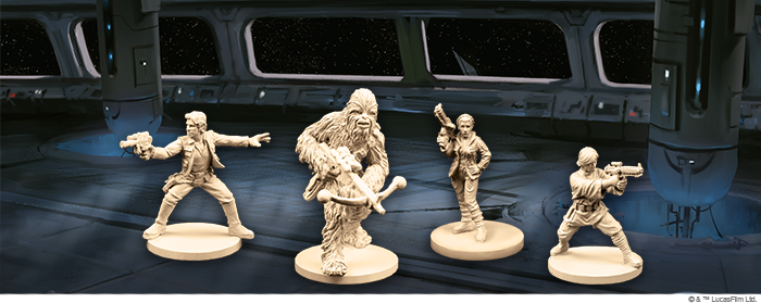 Star Wars: Imperial Assault - Heart of the Empire Expansion