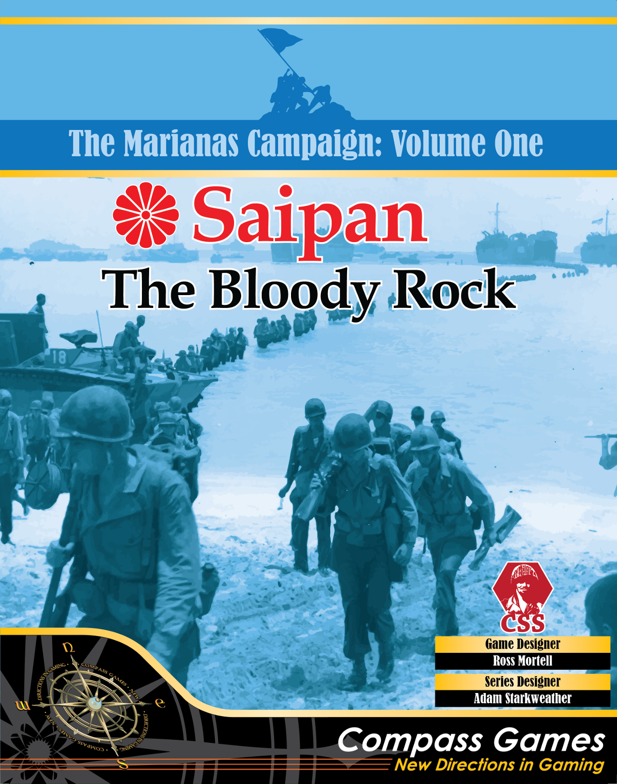 Saipan - The Bloody Rock
