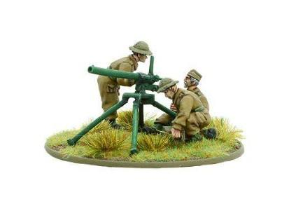 Bolt Action, 2nd Edition: British Northover Projector