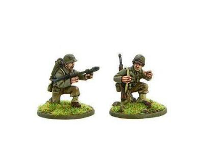 Bolt Action, 2nd Edition: US Army Flamethrower Team