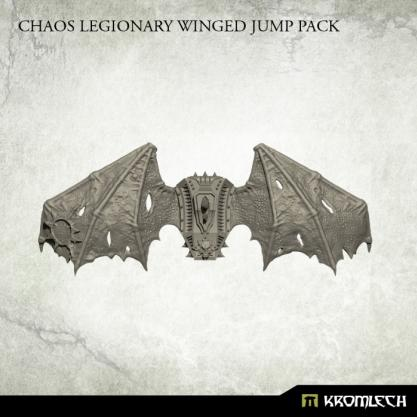 Conversion Bitz: Chaos Legionary Winged Jump Pack (5)