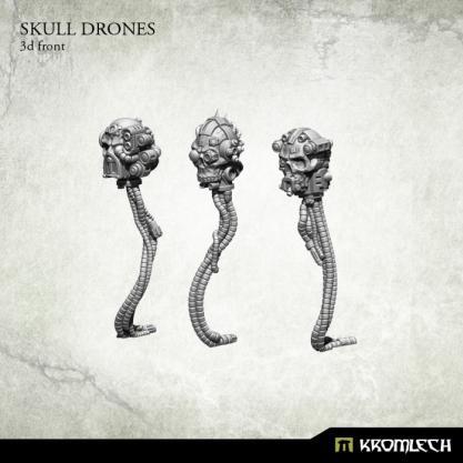 Kromlech Conversion Bitz: Skull Drones (6)