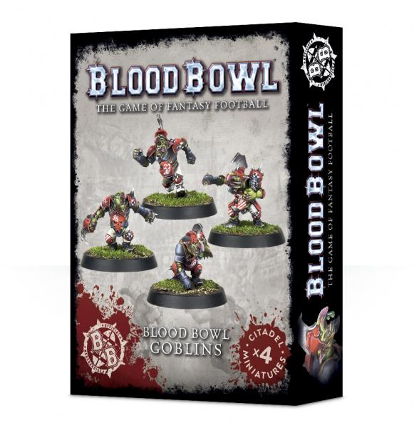 Blood Bowl: BLOOD BOWL GOBLINS (4)