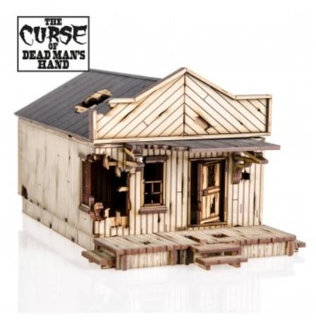28mm Dead Mans Hand: Cursed House #1