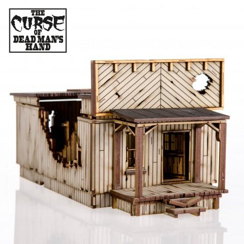 28mm Dead Mans Hand: Cursed House #2