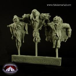 Extraordinary Basing Kits: Scarecrows (3)