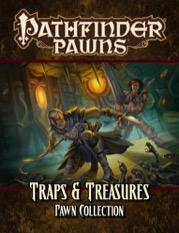 Pathfinder RPG: (Pawns) Traps & Treasures Pawn Collection