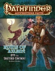 Pathfinder RPG: (Adventure Path) Into the Shattered Continent (Ruins of Azlant 2/6)
