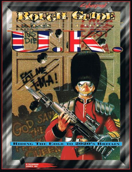 Cyberpunk: Rough Guide to the UK