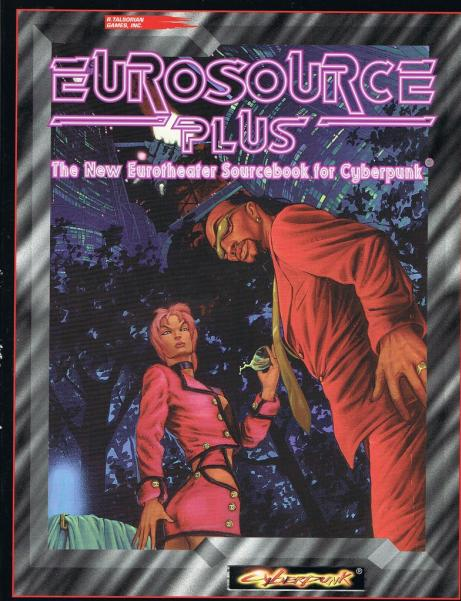 Cyberpunk: Eurosource Plus