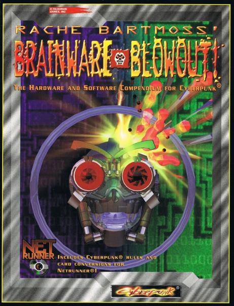 Cyberpunk: Brainware Blowout