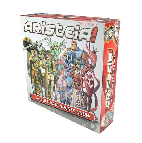 Aristeia!: Core Game
