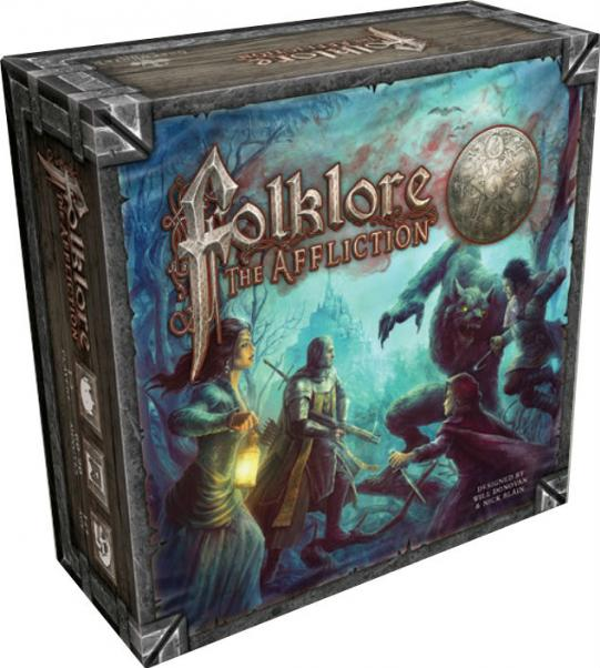 Folklore - The Affliction: Core Game