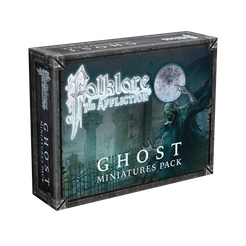 Folklore - The Affliction: Ghost Miniatures Pack