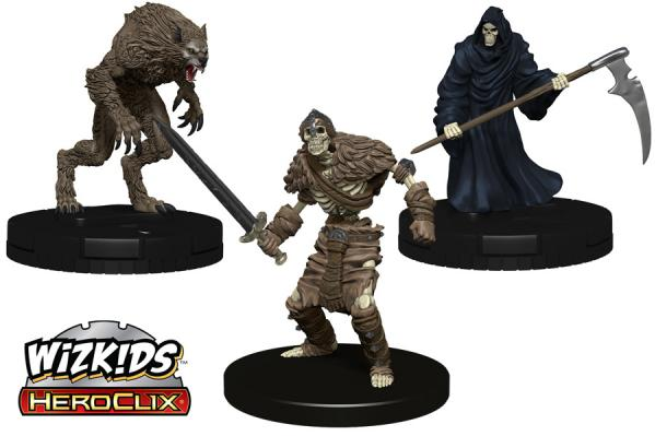 HeroClix: Undead Booster (1)