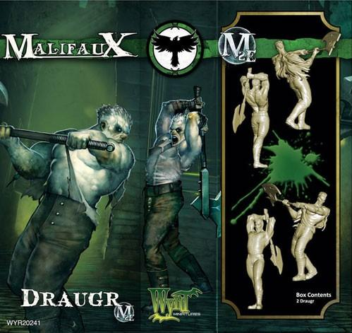 Malifaux: (The Resurrectionists) Draugr