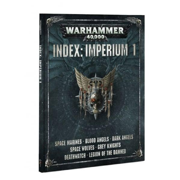 WH40K: INDEX - IMPERIUM VOL. 1