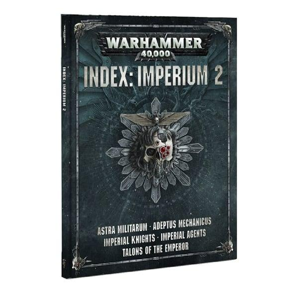 WH40K: INDEX - IMPERIUM VOL. 2