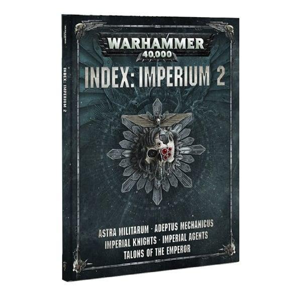 WH40K: INDEX - IMPERIUM VOL. 2