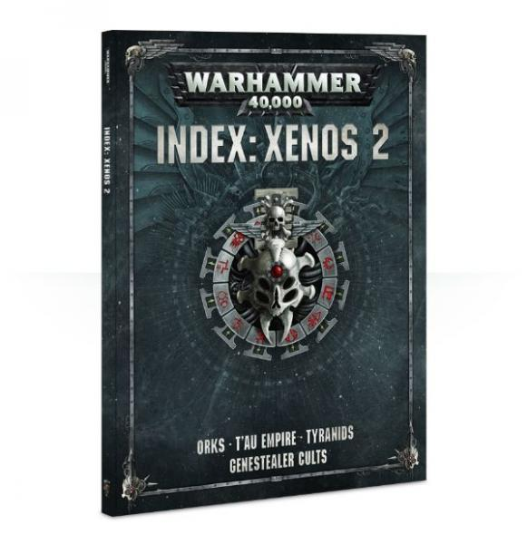 WH40K: INDEX - XENOS VOL. 2