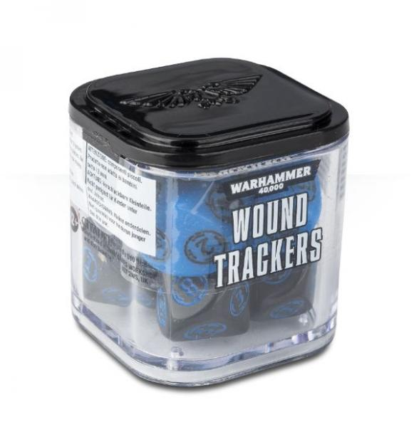 WH40K: WOUND TRACKERS (2017)