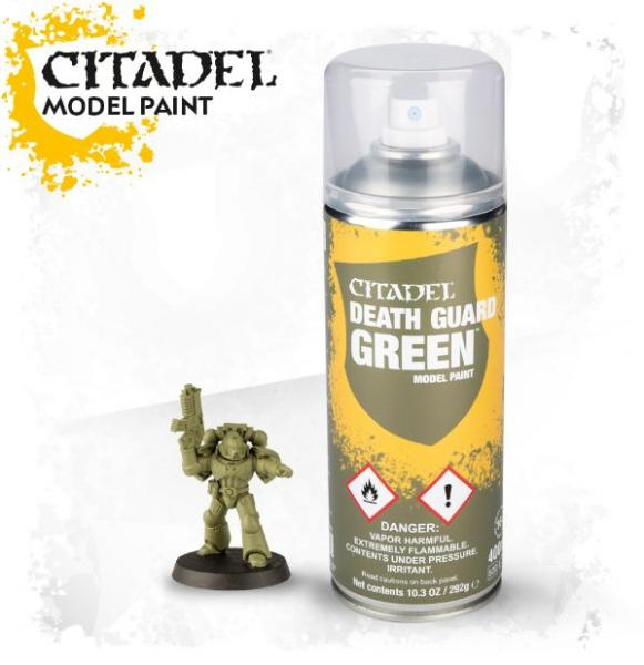 Citadel Spray: DEATH GUARD GREEN