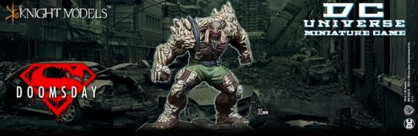 Knight Models DC Universe: DOOMSDAY