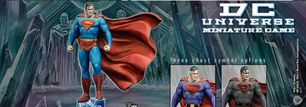 Knight Models DC Universe: SUPERMAN