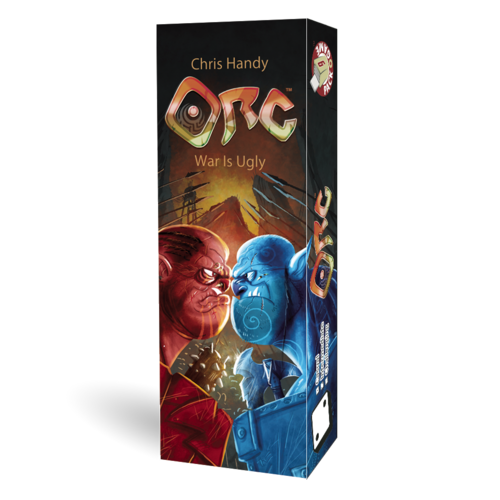 Orc (Gum-sized Box Card Game)