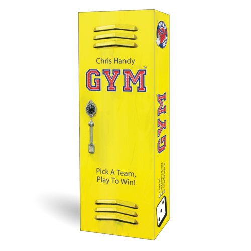 Gym (Gum-sized Box Card Game) [5-Pack]