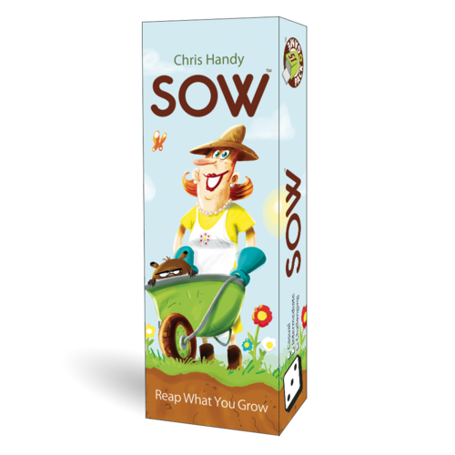 Sow (Gum-sized Box Card Game)