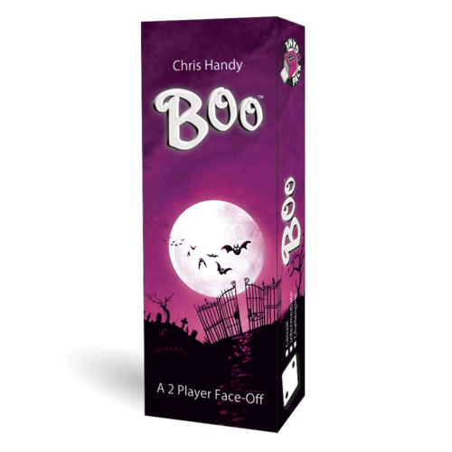 Boo (Gum-sized Box Card Game)