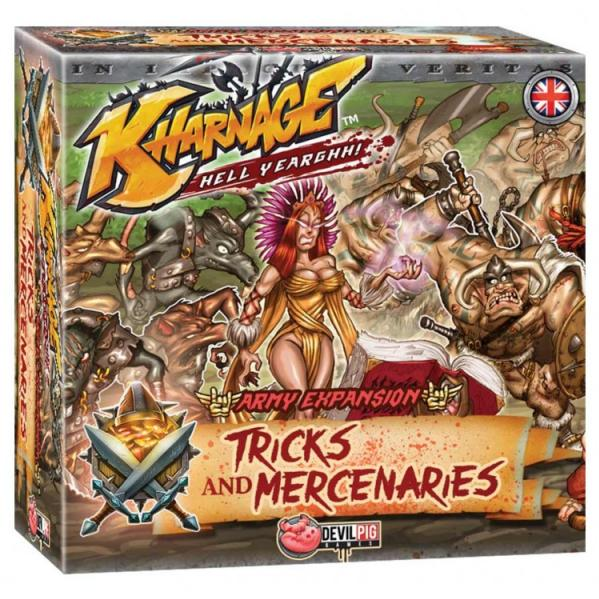 Kharnage: Tricks & Mercenaries Expansion