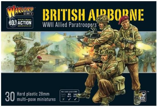Bolt Action, 2nd Edition: (British) British Airborne