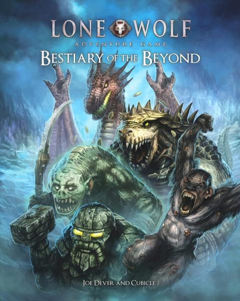 The Lone Wolf Adventure Game: Bestiary of the Beyond