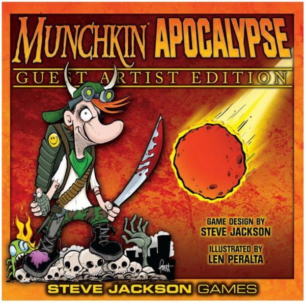 Munchkin Apocalypse: Guest Artist - Len Peralta