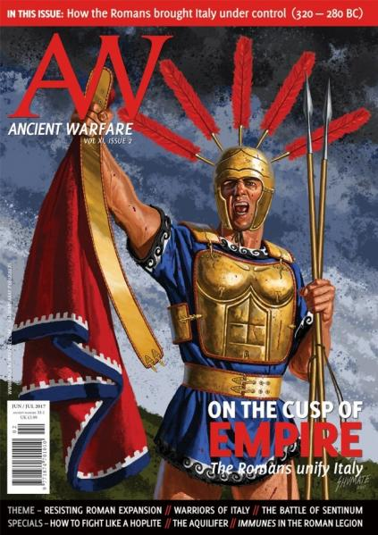 Ancient Warfare Magazine: Volume 11, Issue #2