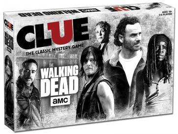 Clue: AMC's The Walking Dead