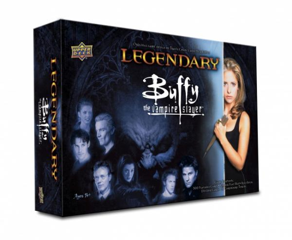 Legendary DBG: Buffy the Vampire Slayer