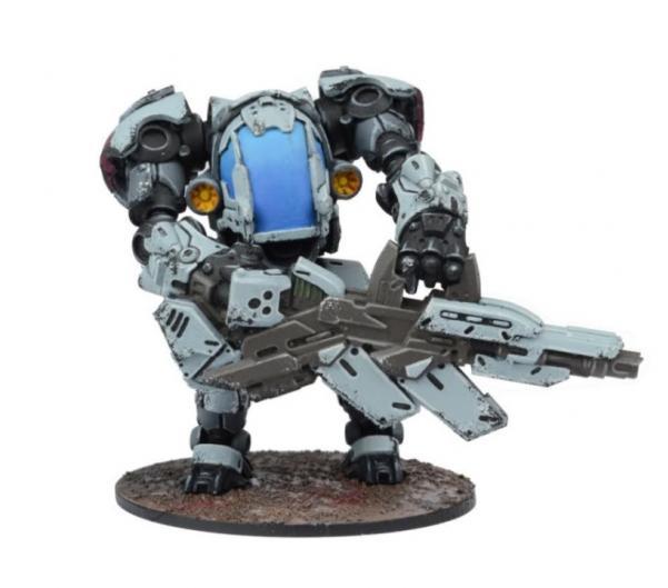 Deadzone, 2nd Edition: (Enforcers) Strider with Burst Laser
