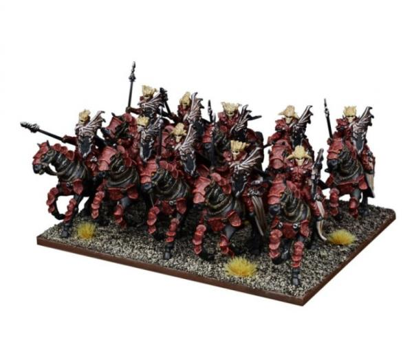 Kings Of War: (Forces Of The Abyss) Abyssal Horsemen