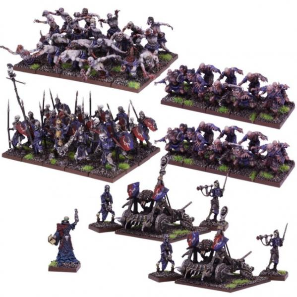 Kings Of War:  Undead Army