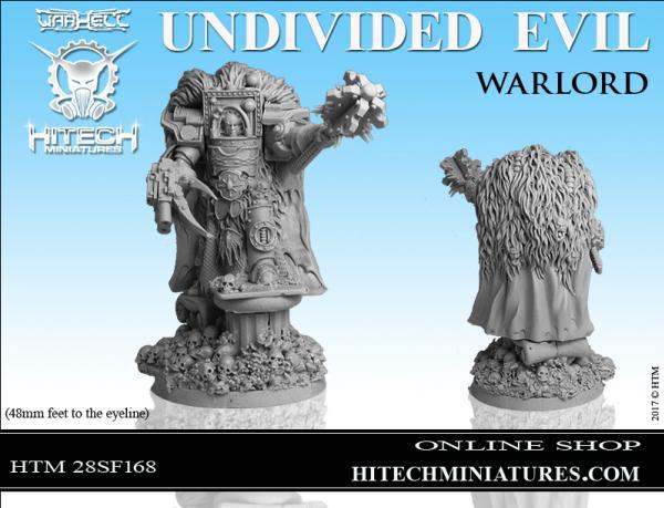 WarHell: Undivided Evil Warlord