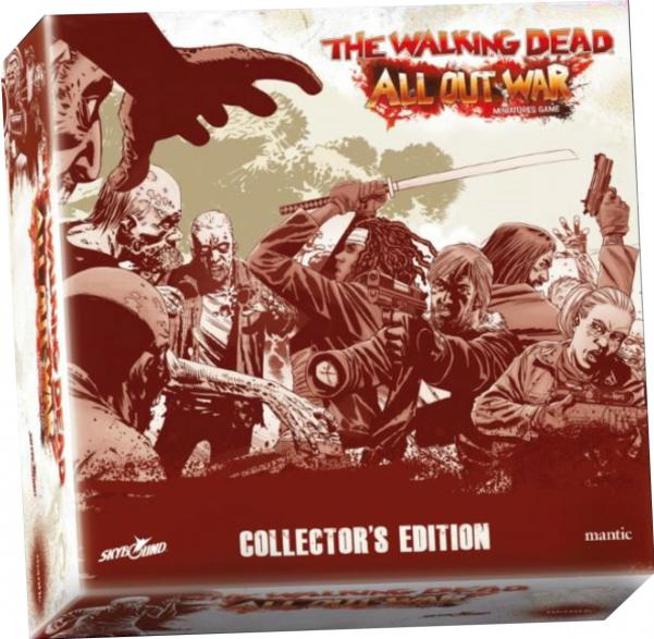 The Walking Dead: All Out War - Collector's Edition [Limited]
